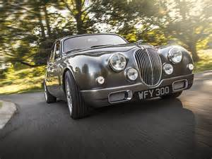 Ian Callum Jaguar Ian Callum S Restomod Jaguar 2 To Enter Production