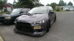 2010 mitsubishi evo x lancer evo gsr for sale freehold