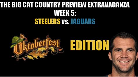 steelers vs jaguars 2014 steelers vs jaguars 2014 the bcc preview extravaganza