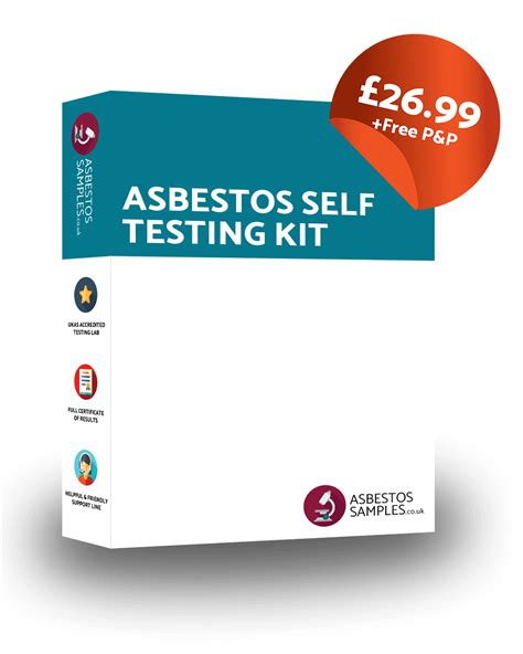 asbestos testing kits lowest cost in the uk from 163 26 99