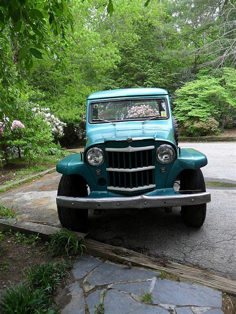 1961 Willys Jeep Truck 1961 Jeep Willys Truck For Sale Tuxedo Carolina