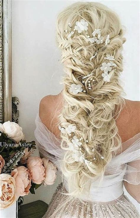 73 Unique Wedding Hairstyles For Different Necklines 2017
