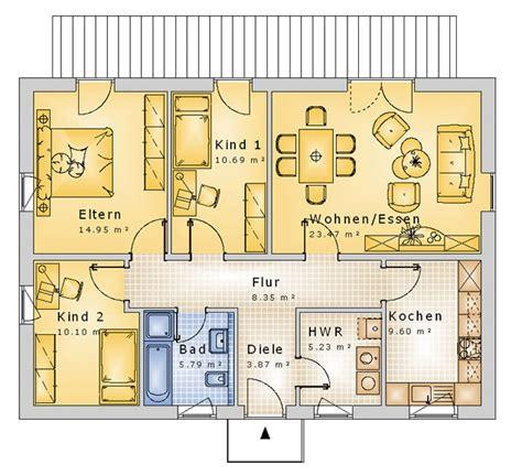 bungalow einfamilienhaus massivhaus haus bauen - Haus Bauen Architekt