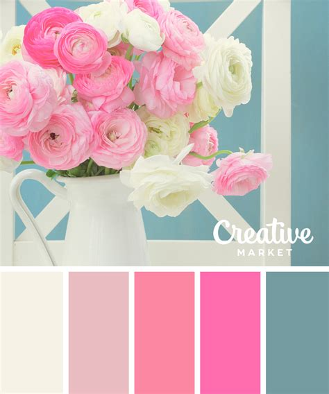 fresh colors 15 fresh color palettes for spring creative market blog