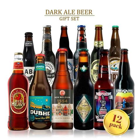 buy dark ale beer gift set online