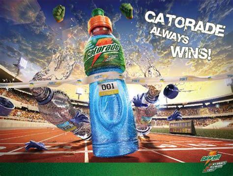advertising themes exles gatorade always wins 3 30 creative exles of beverage