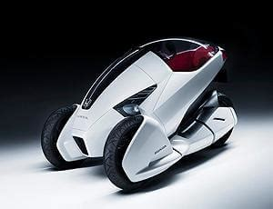 honda's 1 person electric vehicle looks cool, but who will