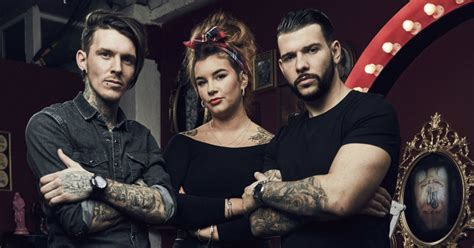 tattoo fixers imdb webb tv tattoo fixers tv6 viafree