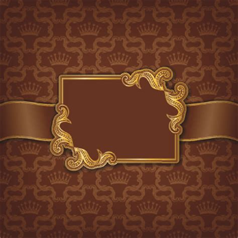 Home Design 3d Gold Free Download Android by Golden Frame With Luxury Background 03 Over Millions
