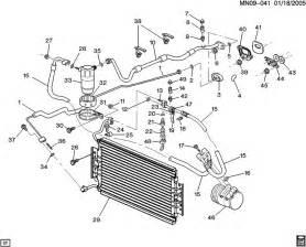 2003 oldsmobile alero a c refrigeration system