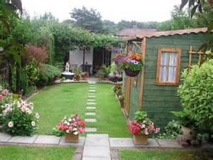 homes gardens charming garden houses