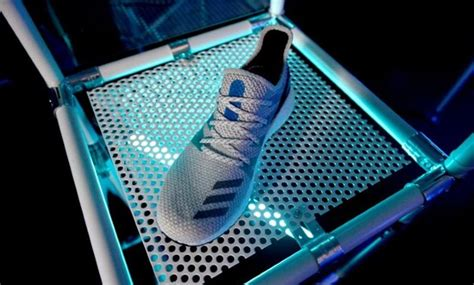 the starting line as adidas laces up robotic shoe run today