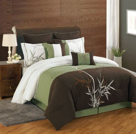 forest green comforter set sage green and brown comforter and bedding sets