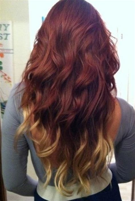 hairstyles blonde tips 25 hottest ombre hair color ideas right now styles weekly