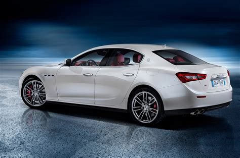 Official: 2014 Maserati Ghibli