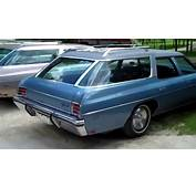 1971 Chevy Station Wagons  Autos Post