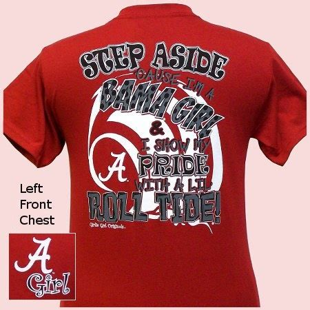 i can always use more bama gear   rammer jammer yellow