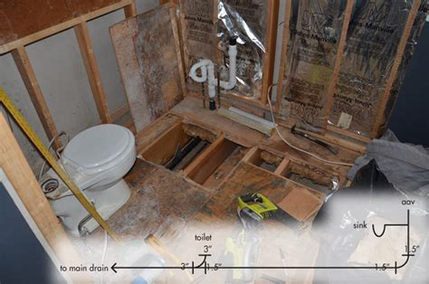 toilet and bathtub backing up plumbing is this an appropriate drain design for adding a shower home improvement