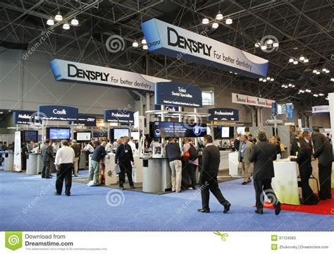 In Nyc For Meetings Today Just In Time For The Re by Dentsply Booth At The Greater Ny Dental Meeting In New