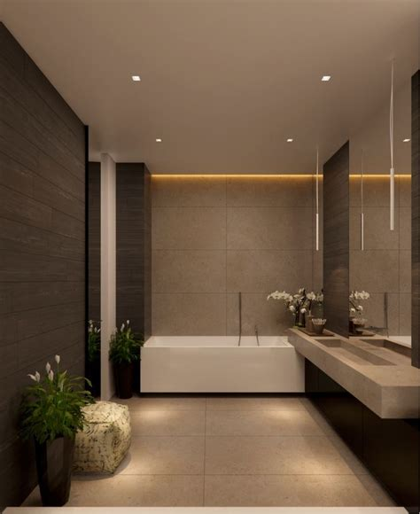 Bathroom Ideas With No Windows Inspiration Best 25 Modern Luxury Bathroom Ideas On Pinterest Luxury Homes Houses Houses And