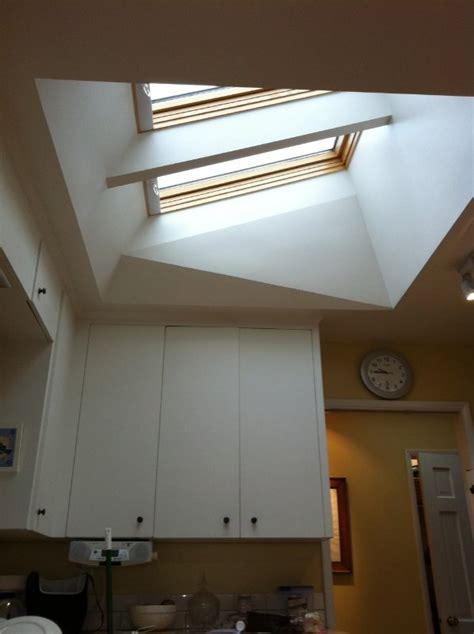Skylight With Light Fixture Skylight With Light Fixture Mowery Marsh Architects Llc Quot What I Did On My Vacation Quot
