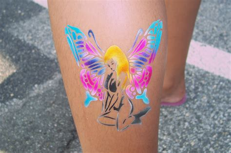 airbrush tattoo spin wax airbrush tattoos in ct ma ri ny