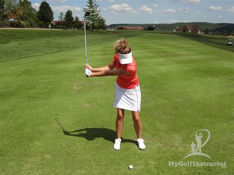 pitching golf swing pitching tips my golf instructor