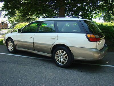 2000 Subaru Legacy Outback Limited by Purchase Used 2000 Subaru Legacy Outback Limited Leather