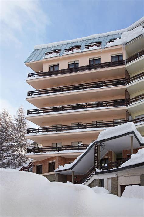 la terrazza sauze d oulx hotel la terrazza piemont włochy
