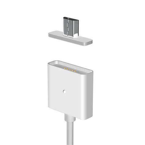 Wsken Xcable Magnetic Adhesion Charging Cable wsken micro usb magnetic charging cable w 2 metal plugs white free shipping dealextreme