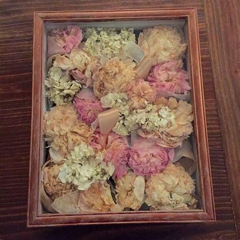 Best 25  Flower shadow box ideas on Pinterest   Preserve