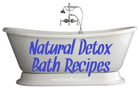 Why Does A Mustard Detox Give You A Sore Throat by 211 Best Detox Baths Images On Detox Baths