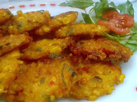 resep cara membuat bakwan mie sayuran resep masakan enak resep bakwan jagung manis enak dan renyah share the