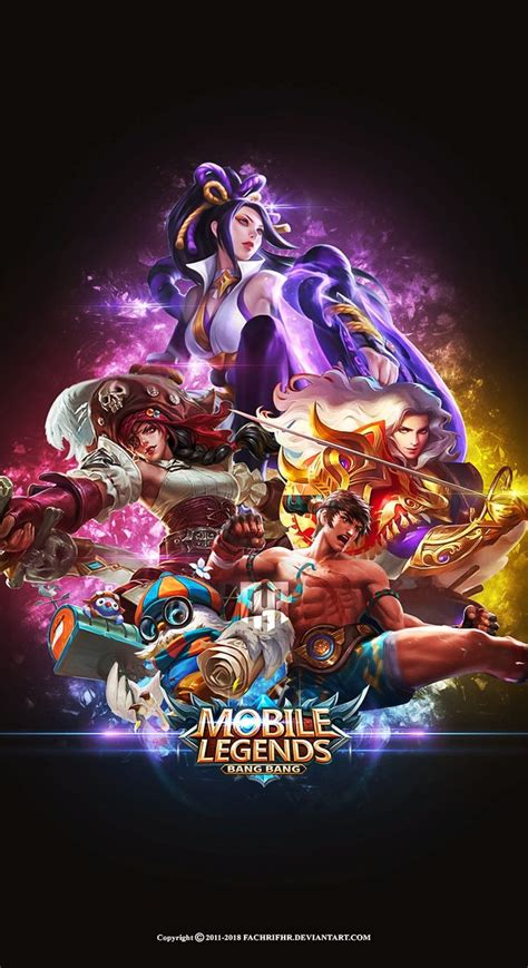 kode mobile legend 245 wallpaper mobile legends hd terbaru 2018 terlengkap