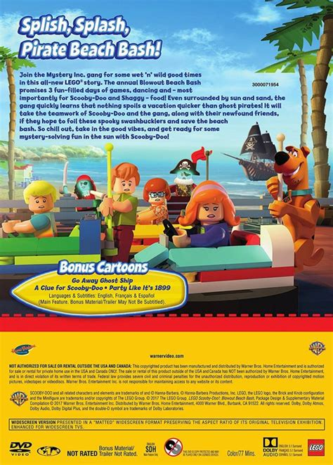 lego scooby doo blowout bash blowout bash lego scooby doo dvd review