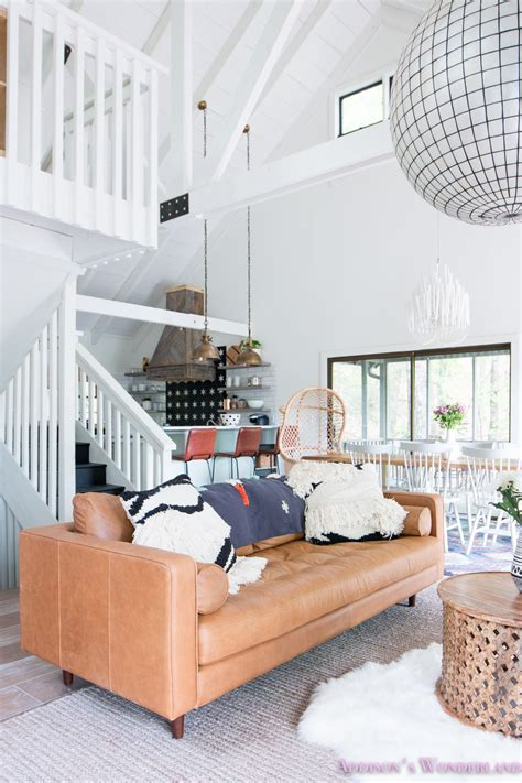 crazy beautiful  sven charme tan sofa  article