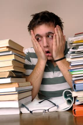 stressed out? for many students the answer is yes