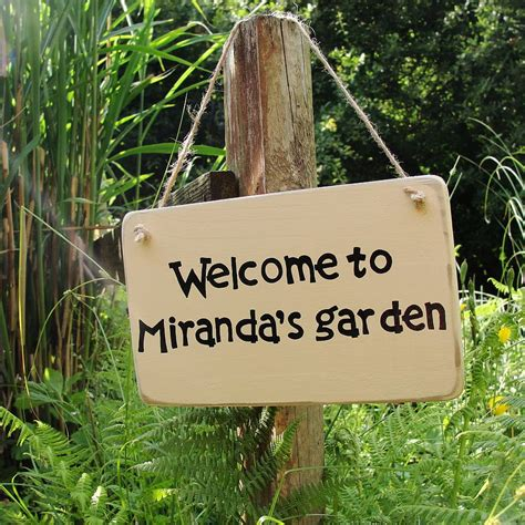 Top 25 1000 Ideas About Garden Signs On Pinterest Garden Garden Sign Ideas