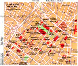Los Angeles Tourist Map by 16 Top Rated Tourist Attractions In Los Angeles Planetware