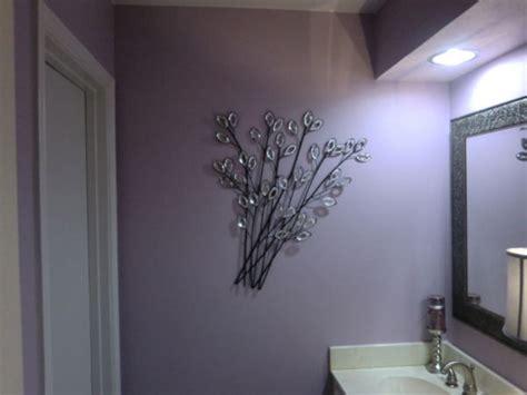 Luxurious lavender lavatory modern bathroom houston by shandra ward signature design studio