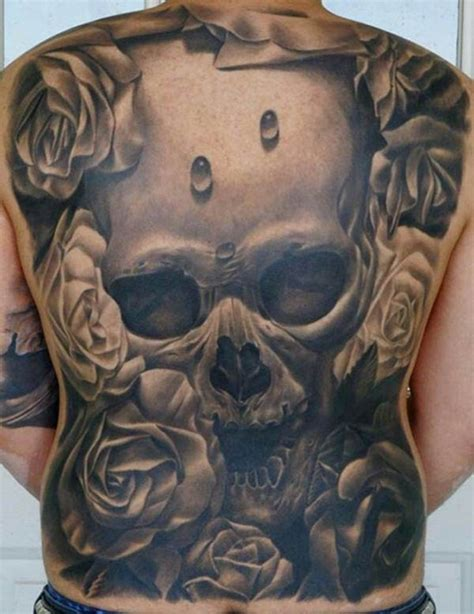 skulls n roses tattoos 30 best skull designs for boys and