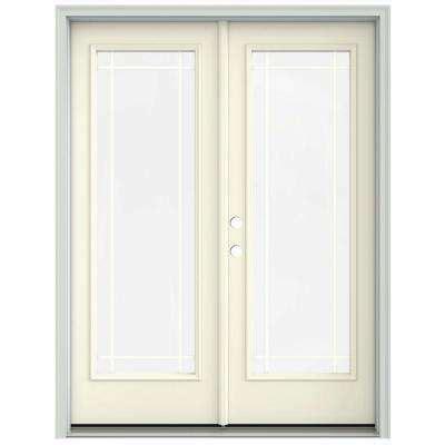 Prehung Patio Doors 60 X 80 Jeld Wen Patio Door Patio Doors