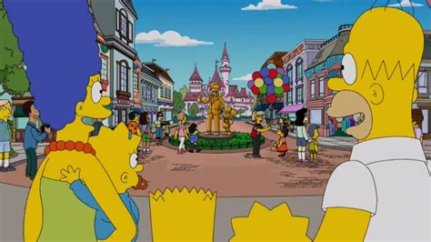 theme park on the simpsons 6 times the simpsons totally nailed being a theme park fan