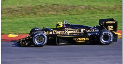 lotus os os carros da formula 1 lotus 1985