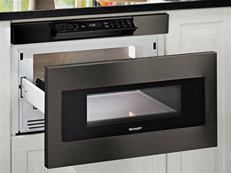 Drawer Microwave Canada by Sharp Smd2470ah 24 Microwave Drawer With 1 2 Cu Ft