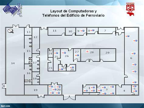 que es layout en tw dise 241 o del plan de emergencias para el departamento de