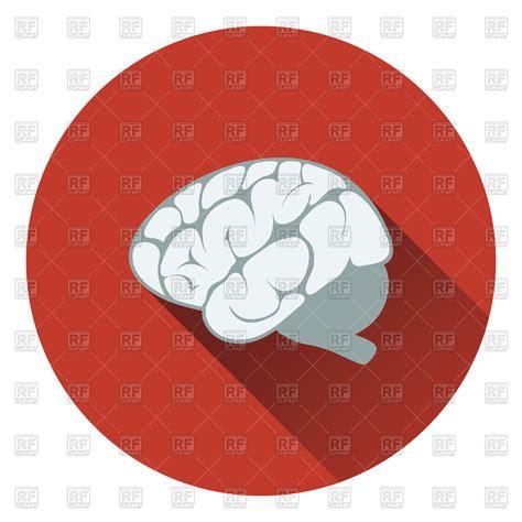 eps clipart brain icon vector image 117675 rfclipart