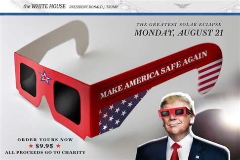 white house to issue commemorative solar eclipse safety