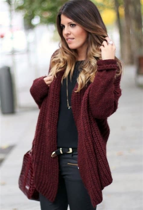 knit outfit knits to wear in fall for comfy and stylish