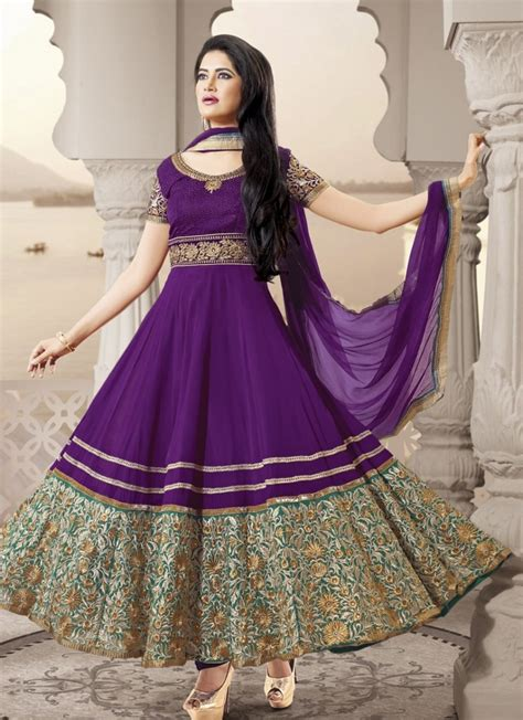 Tunik Todays Eye diwali anarkali dress designs 2015 2016 asian